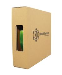 coPET-пластик Monofilament для 3D-принтера 1,75мм 0,5кг Зеленый Полупрозрачный