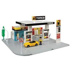 Заправочная станция (с машинкой) (Tomy, 85306)