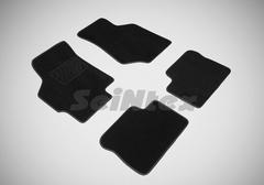 Ворсовые коврики LUX для KIA SPECTRA