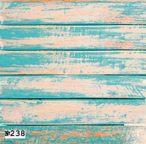 Фотофон виниловый «Потертое зеленое древо» №238