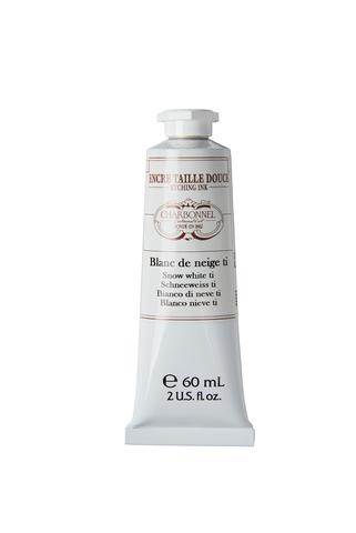 Краска офортная 60 мл туба, белоснежный Lefranc&Bourgeois