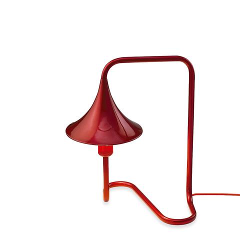 Настольный светильник копия Self by Almerich (красный)