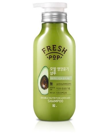 Питательный Шампунь Для Сухих И Ломких Волос FRESH POP Double Nutrition Avocado Shampoo