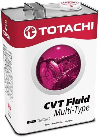 CVT FLUID TOTACHI масло трансмиссионное для вариатора (4 Литра)