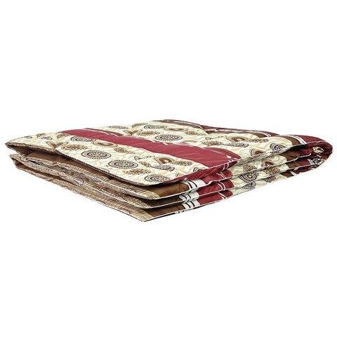 Одеяло экофайбер евро с чехлом из полиэстера