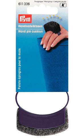 Мини-игольница с пластиковым креплением для пальцев  (Арт. 611336)