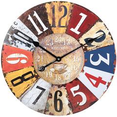 Часы настенные «Coffee» Time Keeper