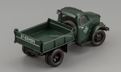 GAZ-93A Tipper green DIP 1:43
