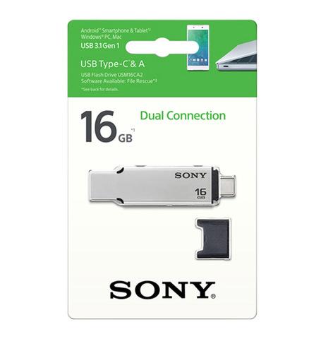 USM-16CA2 флэш-накопитель USB-C купить в Sony Centre Воронеж