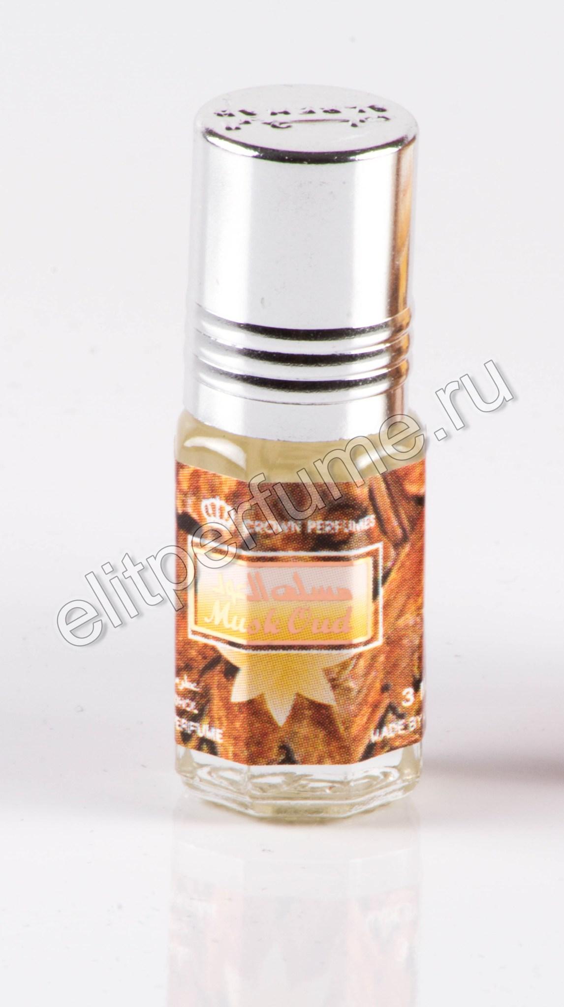 Musk al Oud Муск аль Уд 3мл арабские масляные духи от Аль Рехаб Al Rehab