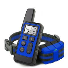 Электронный ошейник для дрессировки PET-500 Синий