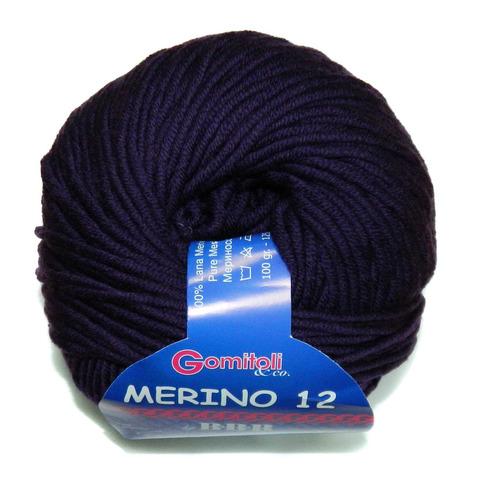 Купить Пряжа BBB Merino 12-50 Код цвета 0809 | Интернет-магазин пряжи «Пряха»
