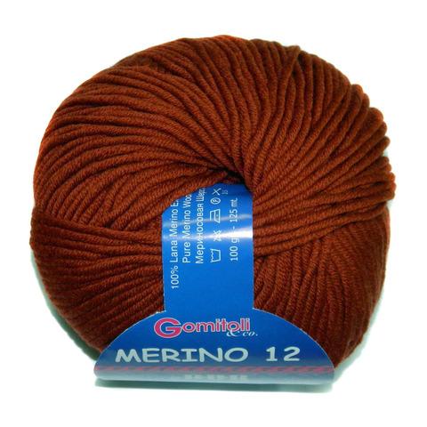 Купить Пряжа BBB Merino 12-50 Код цвета 0870 | Интернет-магазин пряжи «Пряха»