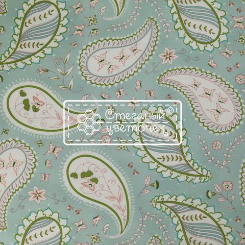 Ткань для пэчворка, хлопок 100% (арт. MM0801)