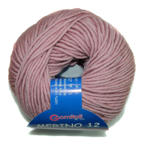 Купить Пряжа BBB Merino 12-50 Код цвета 1708 | Интернет-магазин пряжи «Пряха»