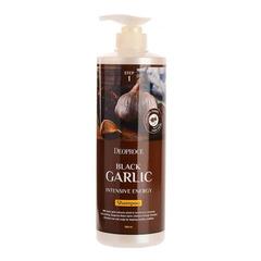 Deoproce Black Garlic Intensive Energy Shampoo - Шампунь для волос с экстрактом черного чеснока