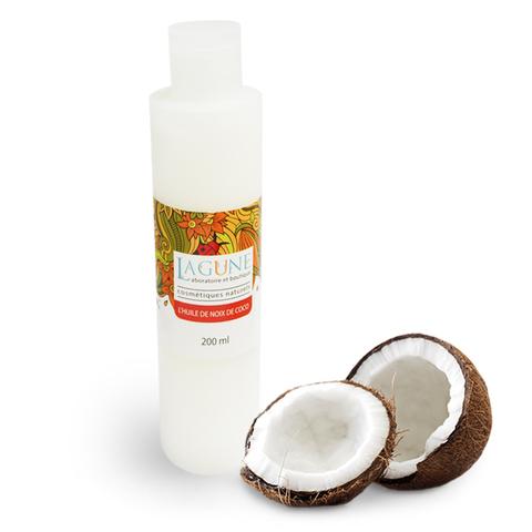 Масло кокосовое / L'HUILE DE NOIX DE COCO