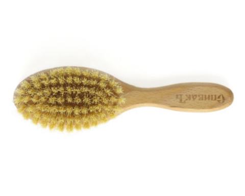 СпивакЪ Расческа-мини для волос из натурального бука с щетиной вепрь
