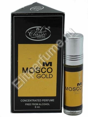 Lady Classic 6 мл M Mosco Gold масляные духи из Арабских Эмиратов