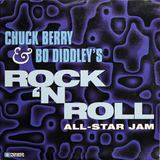 Chuck Berry & Bo Diddley / Rock & Roll All Star Jam (LD)