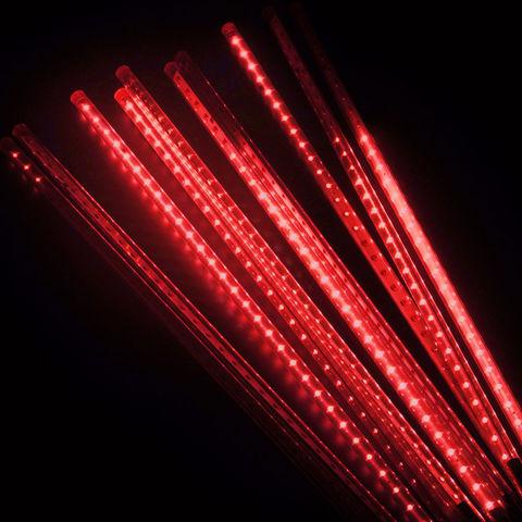 Гирлянда тающие сосульки LED 30 см Уличная гирлянда на деревья