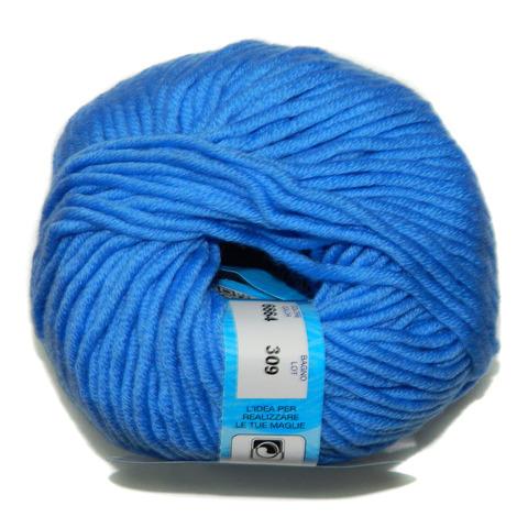 Купить Пряжа BBB Merino 12-50 Код цвета 6664 | Интернет-магазин пряжи «Пряха»