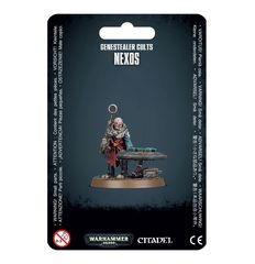 Genestealer Cults Nexos / Нексос