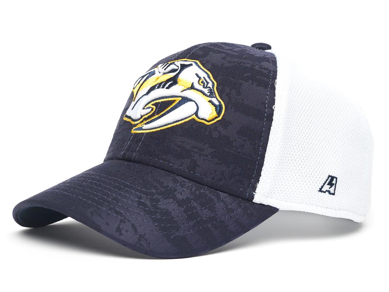 Бейсболка NHL Nashville Predators (размер S)