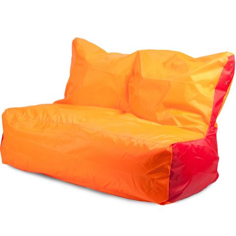 Внешний чехол для «Дивана», Оранжевый и красный