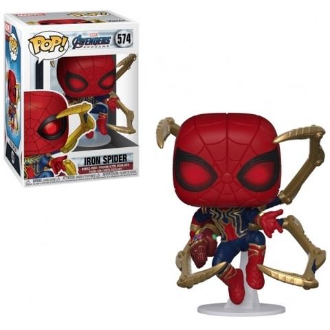 Iron Spider-man. Avengers Endgame Funko Pop! Marvel    Железный Человек-Паук