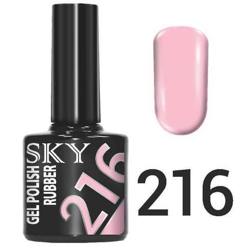 Sky Гель-лак трёхфазный тон №216 10мл