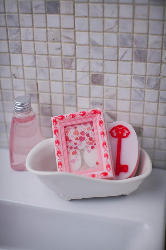 Форма для мыла Рамка