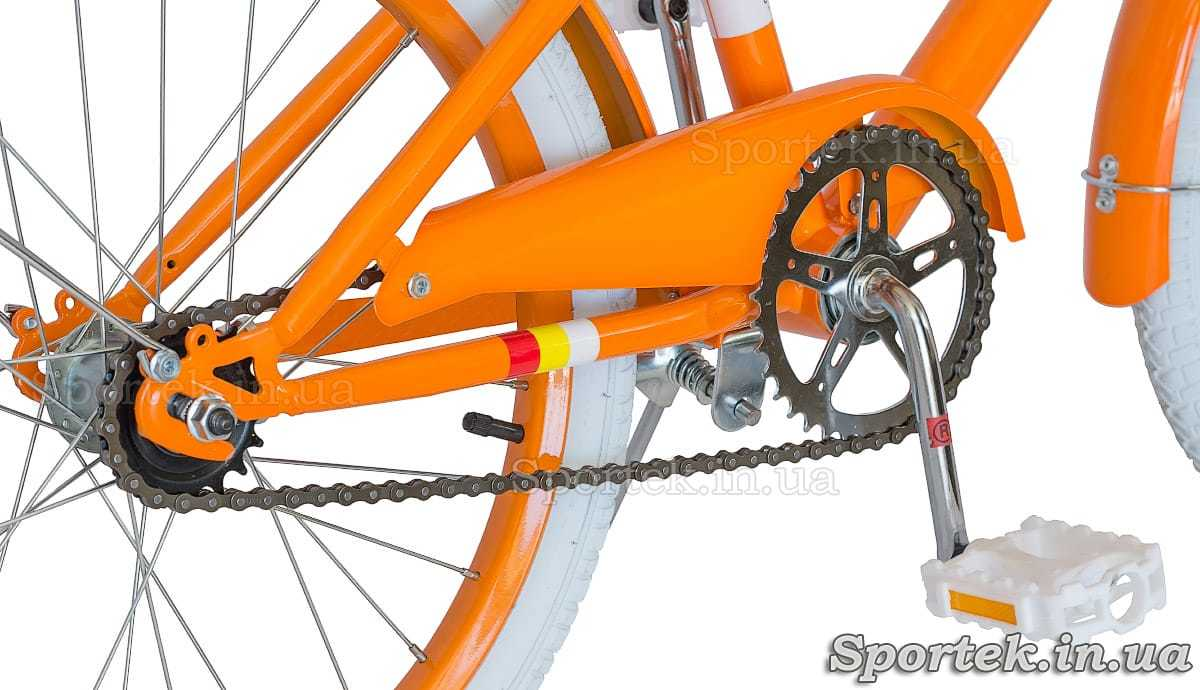 Велосипед Dorozhnik Arty - трансмиссия