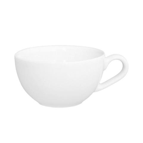 Чашка чайная Башкирский фарфор Классик белая 210 мл (артикул производителя 2433210)