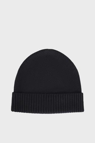 Мужская темно-синяя шапка PIMA Tommy Hilfiger