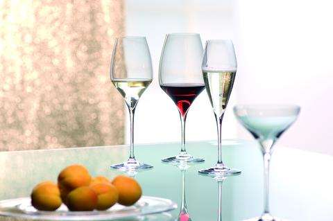 Набор из 2-х бокалов для мартини Martini 245 мл, артикул 0403/17. Серия Vitis