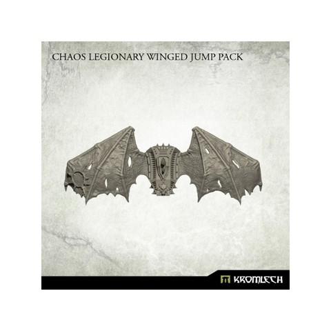 Chaos Legionary Winged Jump Pack (5)