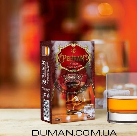 Табак Pelikan Whiskey (Пеликан Виски)