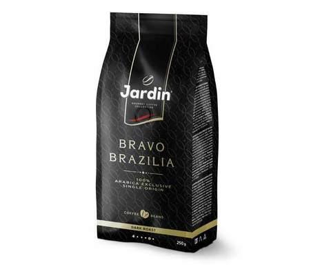 Кофе в зернах Jardin Bravo Brazilia, 1 кг