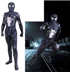 Марвел костюм взрослый Веном