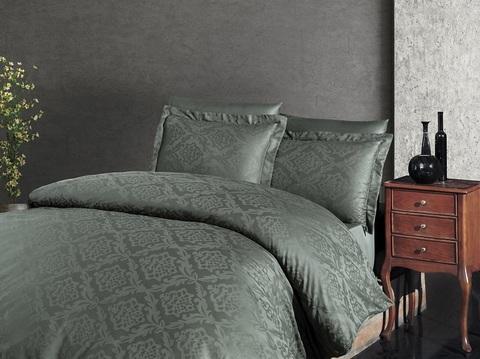 Комплект постельного белья DO&CO Сатин  жаккард TALON 2 спальный (Евро)