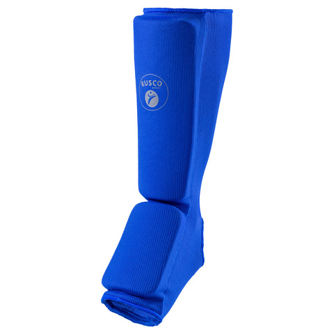 Защита голень-стопа Rusco синяя
