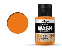 Light Rust Wash