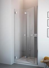 Душевая дверь Radaway Carena DWB 90R 90x195 см. правая, крепится справа, профиль хром, стекло прозрачное 34502-01-01NR