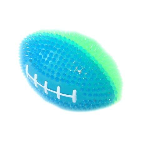 NEMS игрушка для собак мяч регби светящийся 8 см