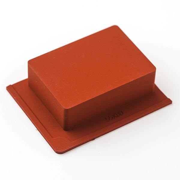 Силиконовая форма для мыловарения Прямоугольник
