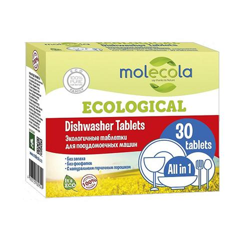 Экологичные таблетки для ПММ | Molecola