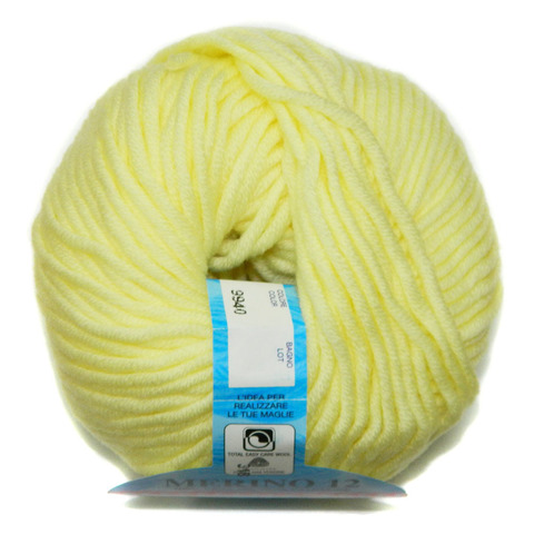 Купить Пряжа BBB Merino 12-50 Код цвета 9940 | Интернет-магазин пряжи «Пряха»