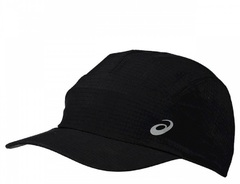Бейсболка Asics Lightweight Running Cap Black