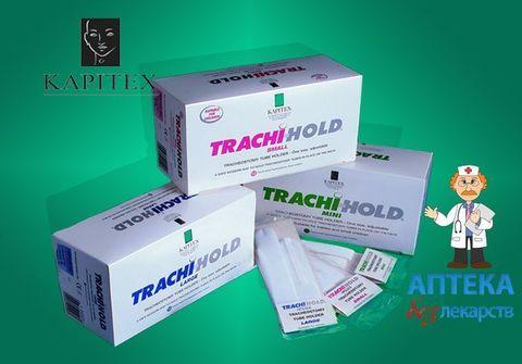 Фиксатор трахеостомической трубки Trachi-Hold